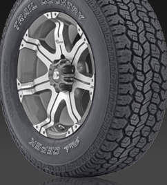 Trail Country Tires